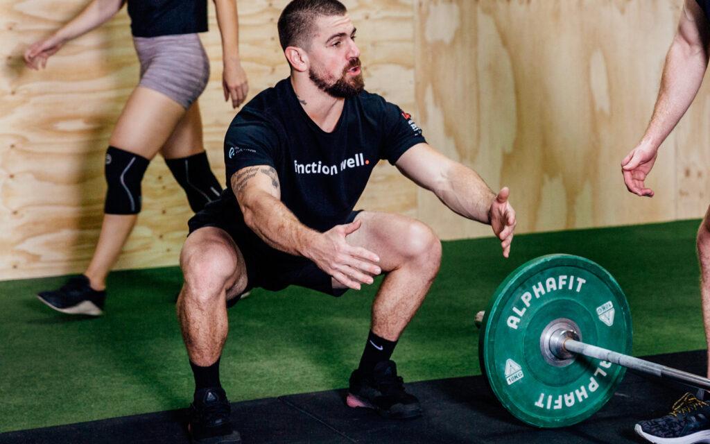 Matt Mcleod - CrossFit Coach