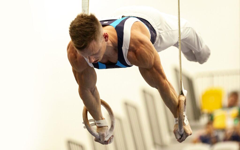 Michael Donnet - Crossfit + Gymnastics Coach