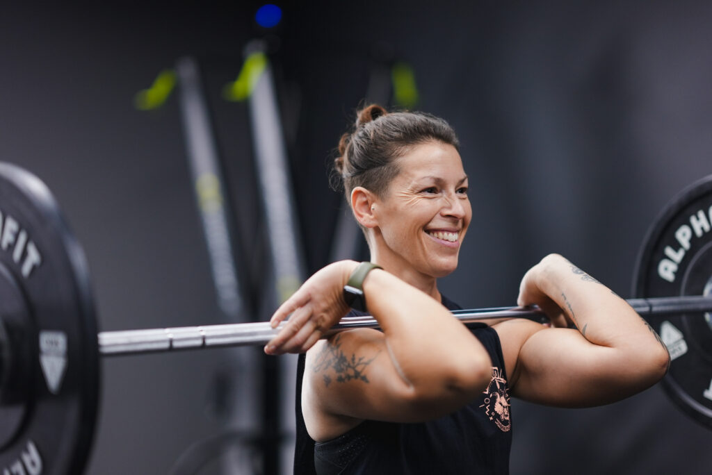 Melissa Skinner - Performance Coach