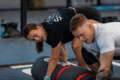 Holly Johansen - CrossFit Coach