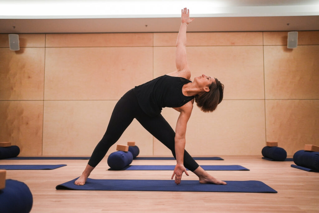 Spring into September - Yoga Challenge